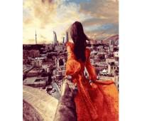 Следуй за мной. Баку. Азербайджан