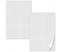 Блок бумажный 20 листов КЛЕТКА 5 блоков в упаковке